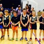 The winners of E Grade – Rapaura Giants